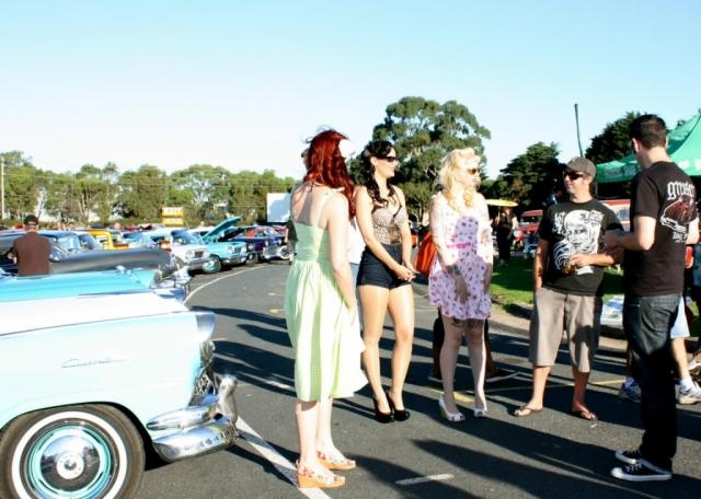 The Va Va Vroom Girls!